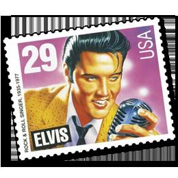 Timbres      du thème Elvis Presley   '