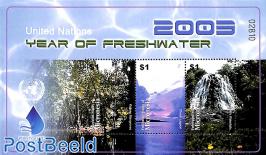 Int. Fresh Water Year 3v m/s