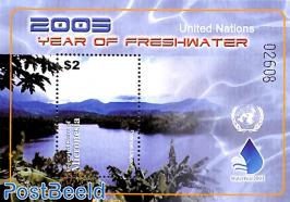 Int. Fresh Water Year s/s