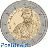 2 Euro, San Marino, Garibaldi (in blister pack)