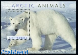 Arctic animals s/s