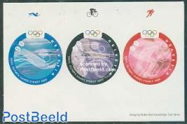 Olympic Games Sydney 3v