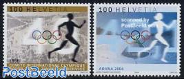 Olympic Games 2v