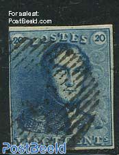 20c, King Leopold I