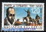 M. de Cervantes 1v
