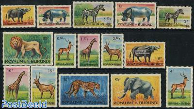 Animals 15v