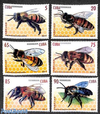 Bees 6v