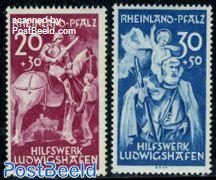 Rheinland-pfalz, Ludwigshafen aid 2v