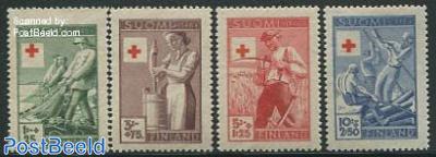 Red Cross 4v