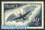 Clement Ader flight 1v