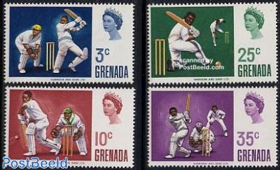 Cricket 4v