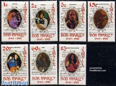 Bob Marley 7v