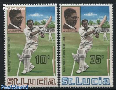 Cricket championship 2v