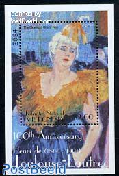 H. de Toulouse Lautrec s/s