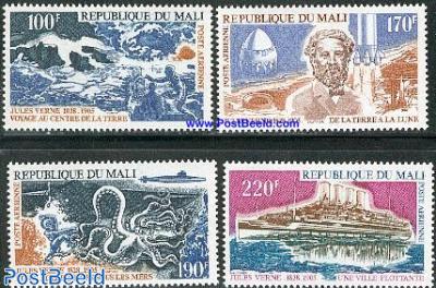 Jules Verne 4v