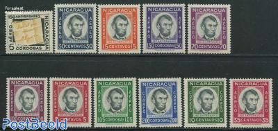 Abraham Lincoln 11v