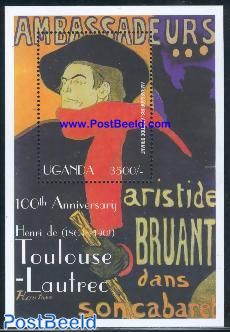De Lautrec s/s