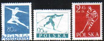 Winter sports 3v