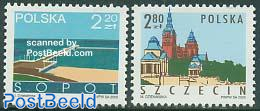 Definitives 2v, Szczecin, Sopot