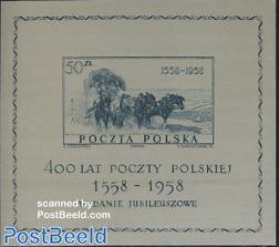 Polish post s/s (silk)