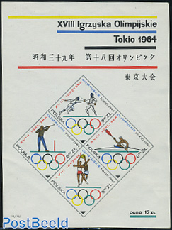 Olympic games s/s