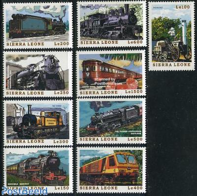 Locomotives 9v