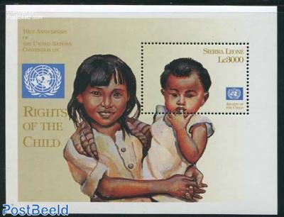 UN Children rights s/s