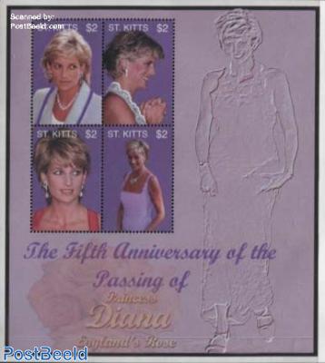 Death of Diana 4v m/s