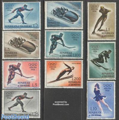 Olympic Winter Games 10v
