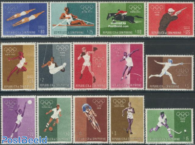 Olympic Games 14v