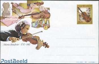 Envelope 600L, Stradivarius