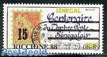 Riccione stamp exposition 1v
