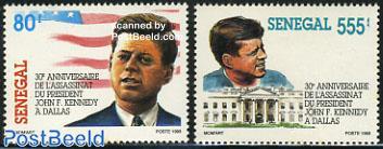 J.F. Kennedy 2v