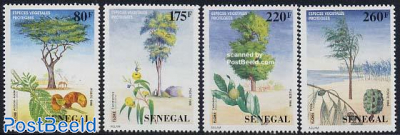 Protected trees 4v