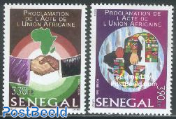 African union 2v