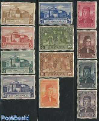 Columbus 12v, airmail