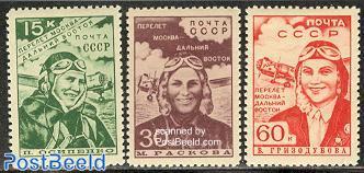 Woman aviators 3v