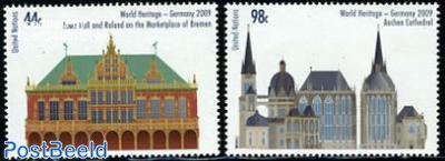 World heritage, Germany 2v