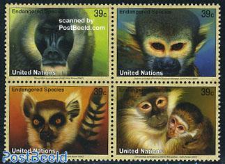 Monkeys 4v [+]