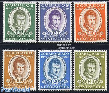 A. v, Humboldt 6v