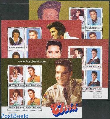 Elvis Presley 4 s/s